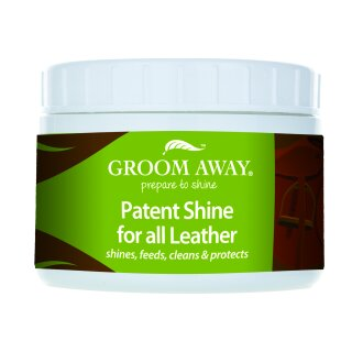 Groom Away Lederpflege Patent Shine Leather