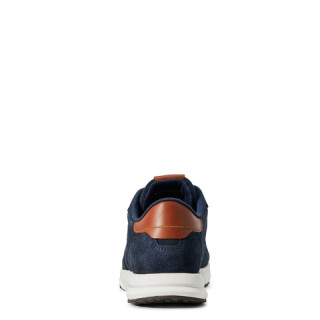 Ariat Sneaker Fuse Plus Navy Blu Flannel