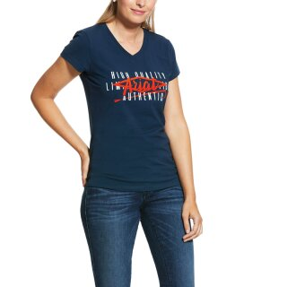 Ariat  T-Shirt Crop Logo
